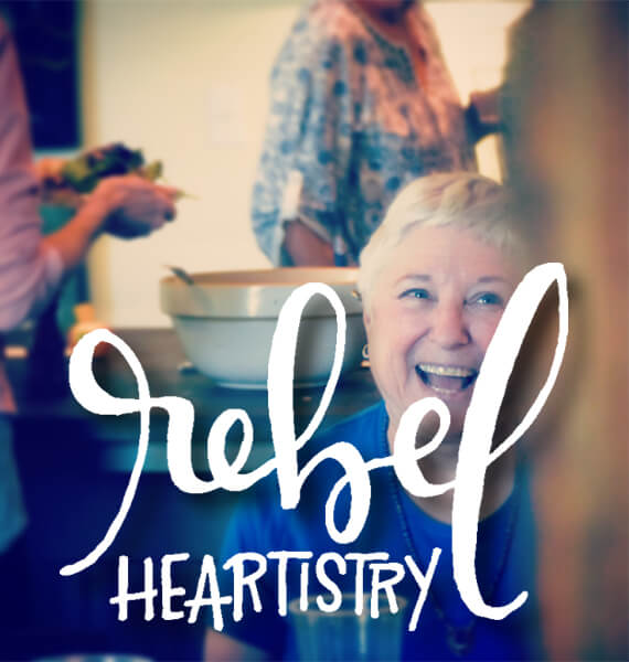Rebel Heartistry